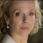 Mary Watson, played by Amanda Abbington